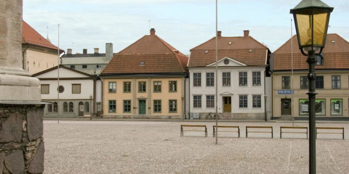 Stortorget i Kalmar